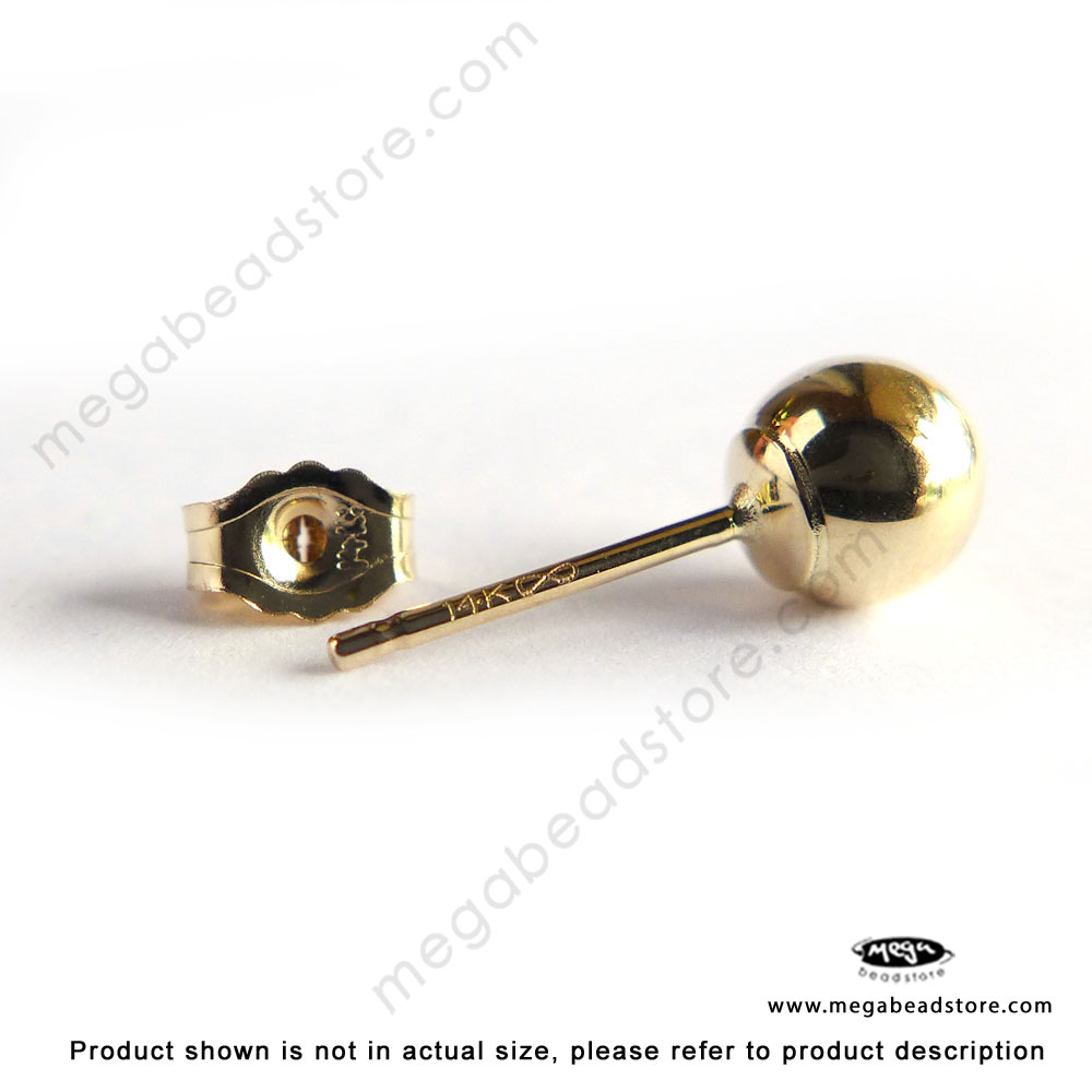 stud knot qvc earrings gold love polished page com product