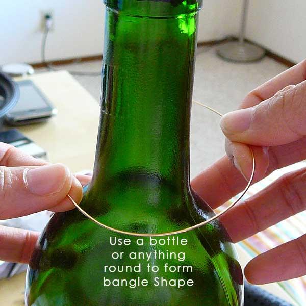 Bangle Bracelet Form to Form The Bangle Shape