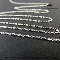 1.65mm Diamond Cut Sterling Silver Loose Chain (CH7)   10 ft