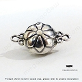 Large Flower Magnetic Clasp   25mm (F04)