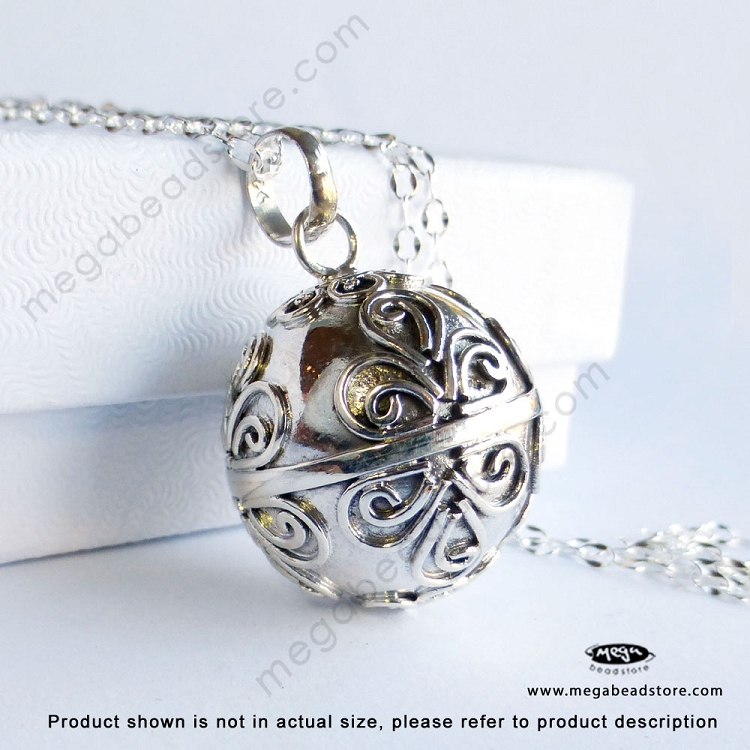 20mm large harmony ball aka mexican bola bali sterling silver p81 store search aloadofball Images