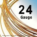 24 Gauge 14K Rose Gold Filled Wires DS - 5 Ft