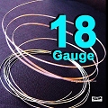18 Gauge  Sterling Silver Wires  DS   1 FT