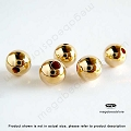 7mm Gold Filled Beads   1 pc