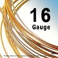 16 Gauge Half Hard (HH) 14K Rose Gold Filled Wires- 1 ft